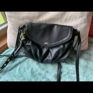black crossbody Juicy Couture purse